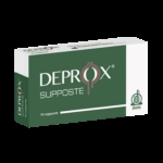 DEPROX 10SUPPOSTE