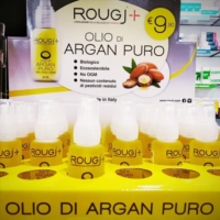 Rougj Group Rougj Olio Argan Viso corpo capelli