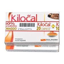 Pool Pharma Kilocal 20 Compresse + 10 Compresse