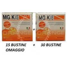 Pool Pharma Mgk Vis Orange 30 Bustine + 15 Bustine
