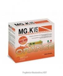 Pool Pharma Mgk Vis Orange 30 Bustine