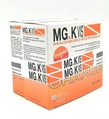 Pool Pharma Mgk Vis Orange Zero Zuccheri 30 Bustine + 15 Bustine