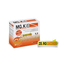 Pool Pharma Mgk Vis Orange Zero Zuccheri 30 Bustine