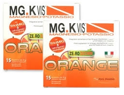 Pool Pharma Mgk Vis Orange Zero Zuccheri 15 Bustine