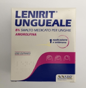 Lenirit Ungueale 2,5Ml 5% Smal