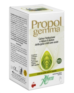 Aboca Linea Dispositivi Medici Gola Propol Gemma Spray No Alcool Bambini 30 ml
